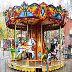 Парки культуры и отдыха Кулунды