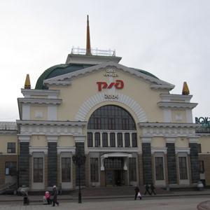 Железнодорожные вокзалы Кулунды
